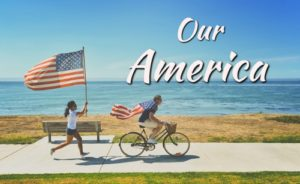 What is YOUR America? The JFON Network from all over the USA contributed to make this video.